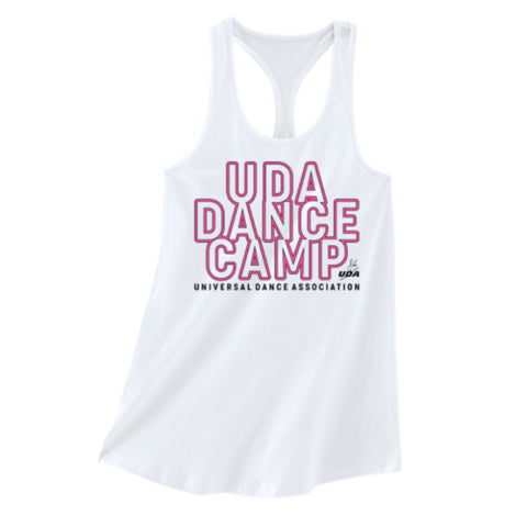 UDA Cheer Summer Camp Tank