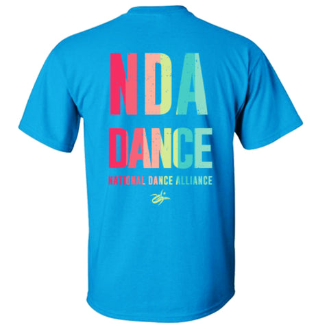 NDA Dance Summer T-Shirt
