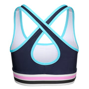 Striped MotionFLEX Bra Top