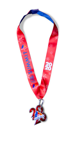 Summit Cheer Medal 2020