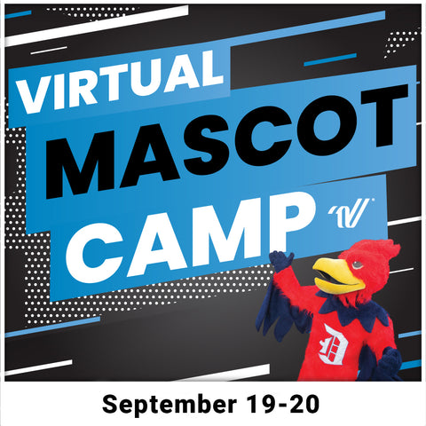 September 19-20 - Virtual Mascot Camp