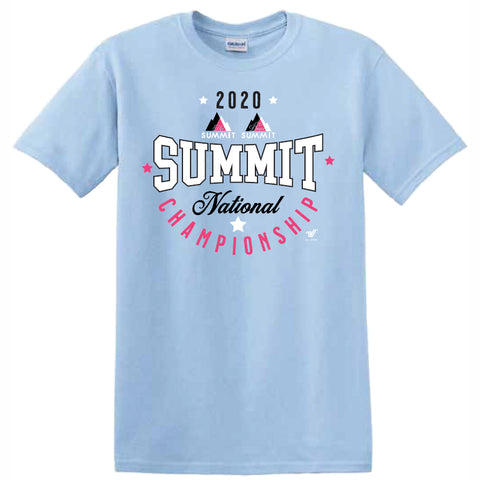 Summit and Dance Summit Event T-Shirt 2020