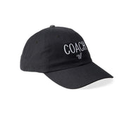Coach Cap Black CAP17CP
