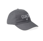 Coach Cap Grey CAP17CP