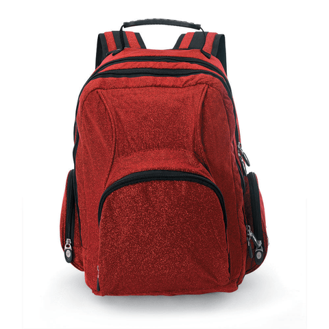 Glitter Backpack Scarlet SHBP18Q