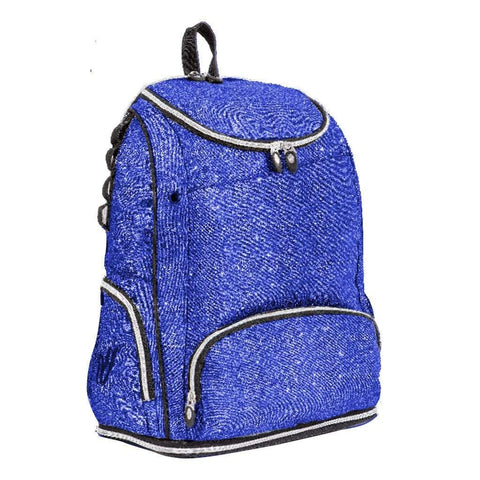 Glitter Game Day Backpack