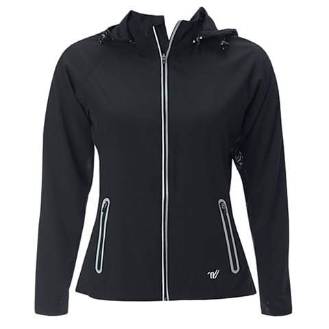 Lightweight Jacket with Mesh