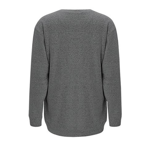 Loop Front Sweatshirt