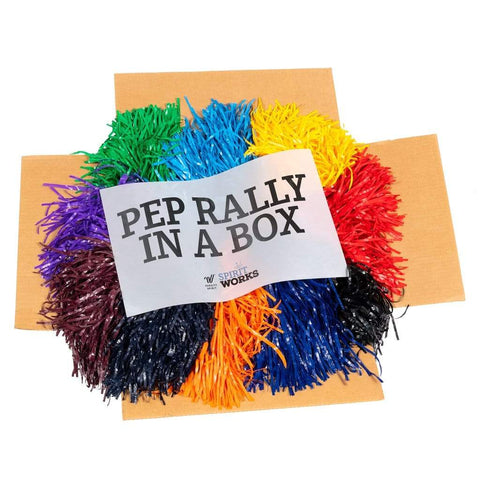 Pep Rally In A Box - Back to School/Traditions Rally
