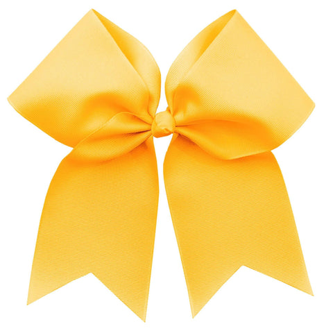 Solid Bow Bright Gold CBI110