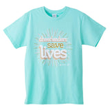 St. Jude T-Shirt - Cheerleaders Save Lives
