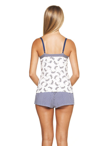 Jeanne Printed Cami