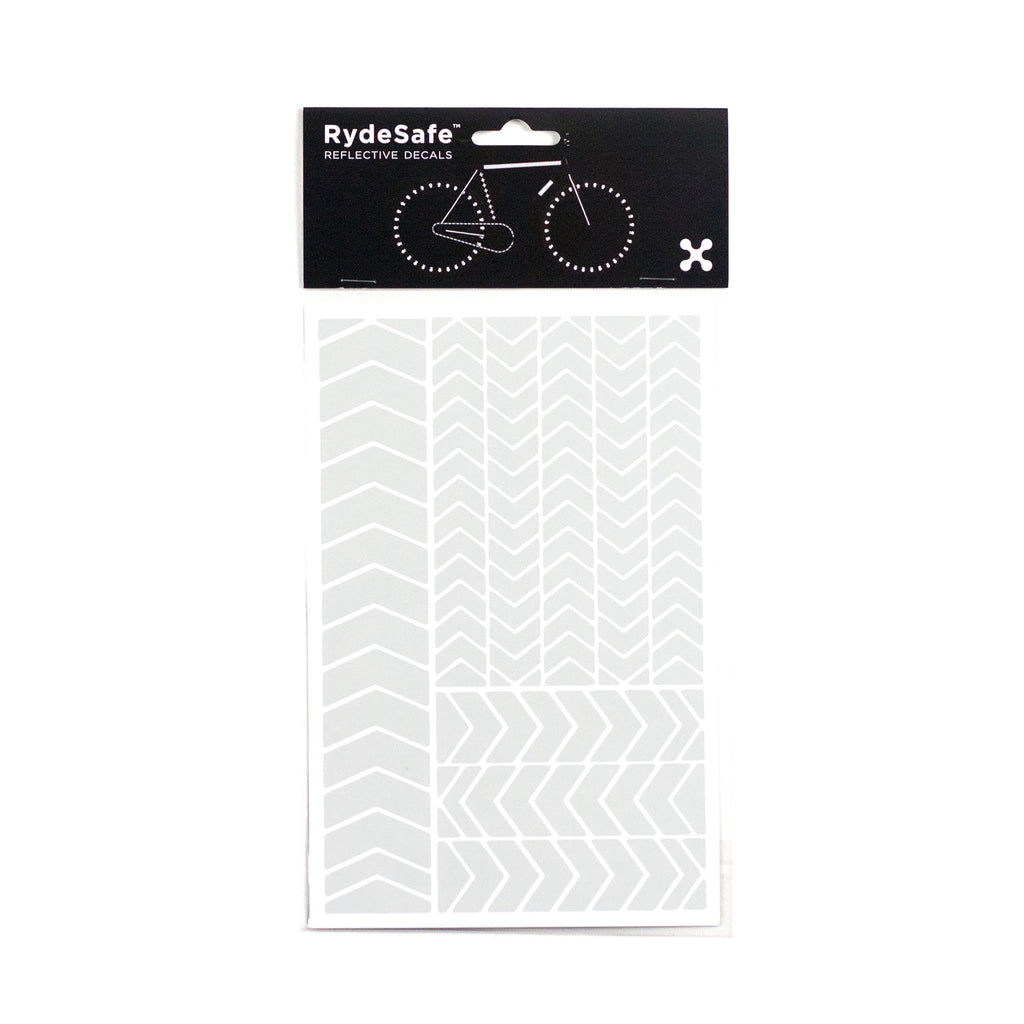 RydeSafe Reflective Decals | Chevron Kit - Large