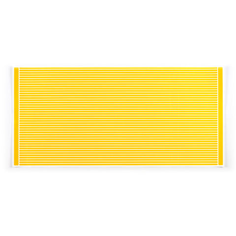 RydeSafe Reflective Stickers Pinstripe Kit - XL - Yellow