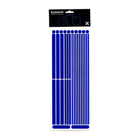 RydeSafe Reflective Decals | Multi Stripes Kit - Jumbo