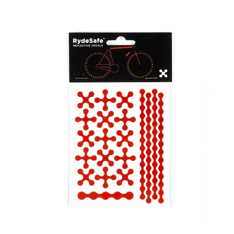 RydeSafe Reflective Stickers | Modular Kit - Small