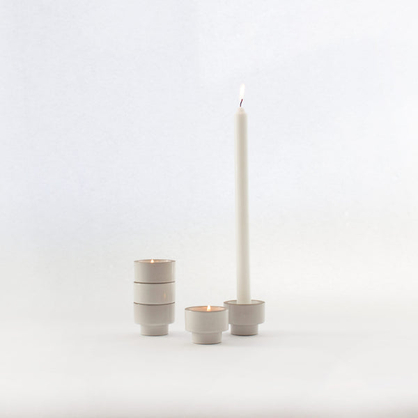Heath Ceramics Candle Holders