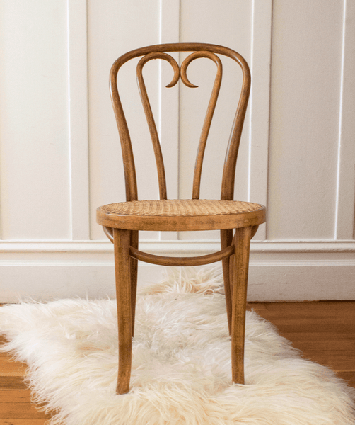 Bentwood Cane Chair Rental