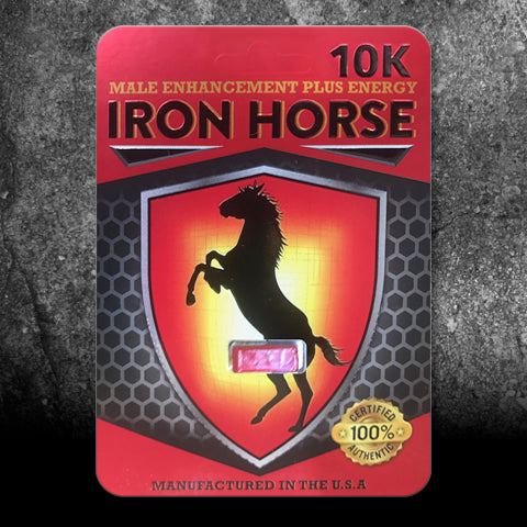IRON HORSE - 30CT DISPLAY BOX