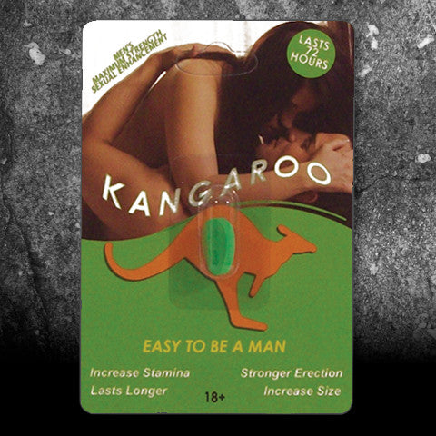 KANGAROO FOR HIM  30CT DISPLAY BOX
