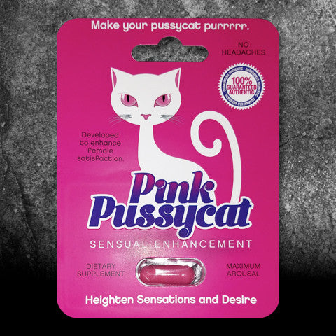 PINK PUSSYCAT - 24CT DISPLAY BOX