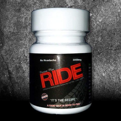 RIDE - 6CT BOTTLE