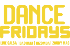 Thank YOU, Your Tickets are CONFIRMED for This Friday. Would you like to add some Dance Fridays Bling to your Order?