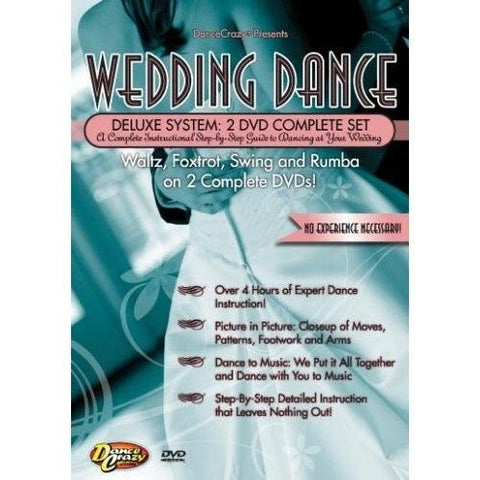 Wedding Dance Deluxe System (2 DVD Set)
