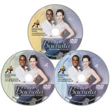 Bachata Dance Mastery System (3 DVD Set)