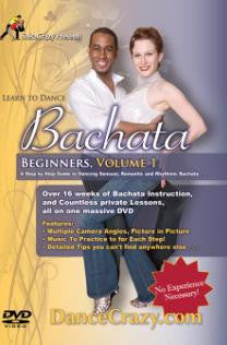 Beginning Bachata Dance, Volume 1 - Beginners Bachata Dancing Guide
