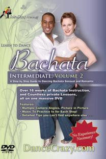 Intermediate Bachata Dance, Volume 2