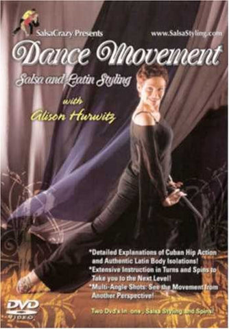 Latin and Cuban Dance Movement & Styling