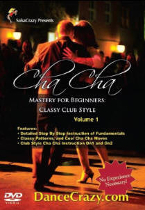 Cha Cha Cha for Beginners - Club Style Cha Cha Cha [On 1 / On 2]