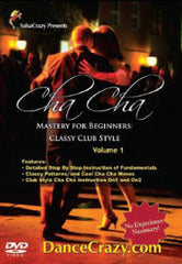 Chacha Dance DVDs