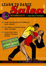 Intermediate Learn to Salsa Dance, Volume 2 [of a 2 DVD Set]