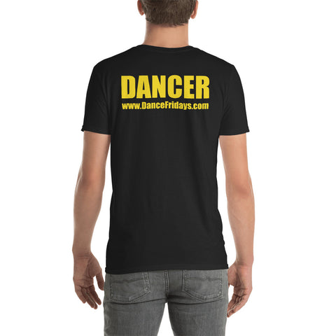 Dance Fridays Dancer's Short-Sleeve Unisex T-Shirt