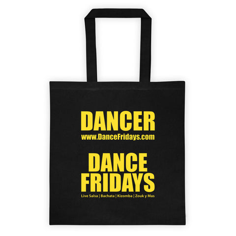 Dance Fridays Tote bag