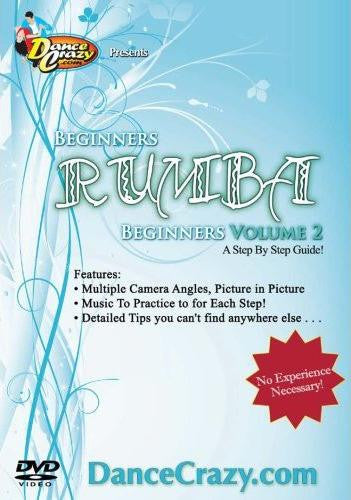 Beginning Rumba Volume 2 - Learn to Dance Rumba [Volume 2 of a 2 DVD Set]