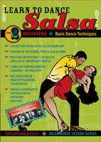 Beginners Salsa Mastery System - Learn to Salsa Dance, Volume 2 [2 of 3 DVD Set]