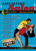 Beginners Salsa Mastery System - Learn to Salsa Dance, Volume 3 [3 of 3 DVD Set]