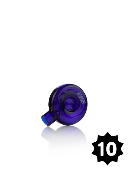 GRAV® Donut Chillum - Assorted Colors - Pack of 10