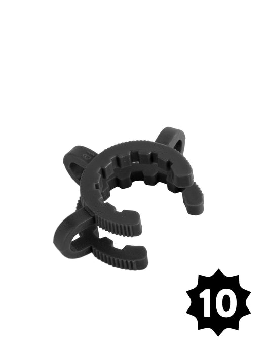 34mm Plastic Joint Clamp - Assorted - 10 Pack