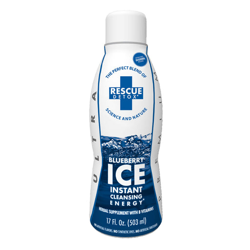 Rescue Detox ICE 17oz. Health Cleanse Beverage