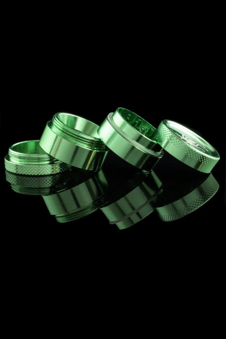 "Green - Kraken Grinders - 1"" Solid Color 4-Part Grinder - Kraken Grinders -"