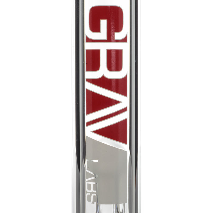 "Grav Labs 8"" Round Base Water Pipe"