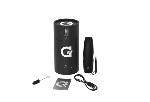 G Pen Elite Portable Dry Herb Vaporizer