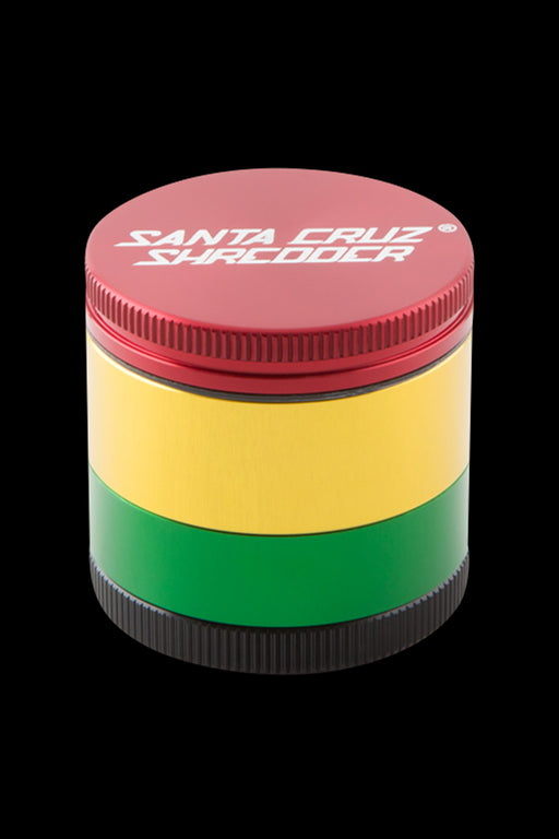 Santa Cruz Shredder Premium Grinder (4-Piece)