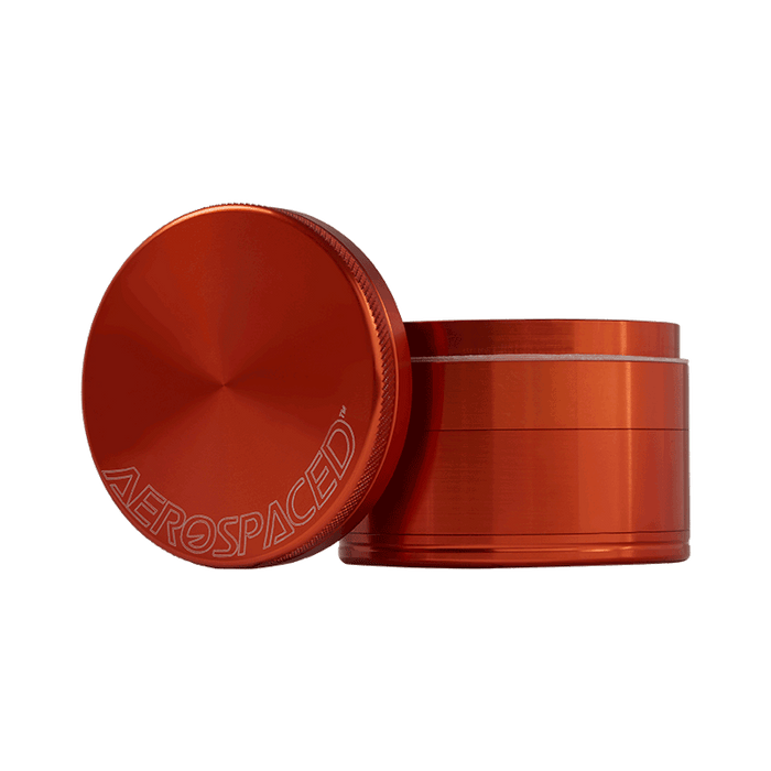 Aerospaced Anodized Aluminum Grinders