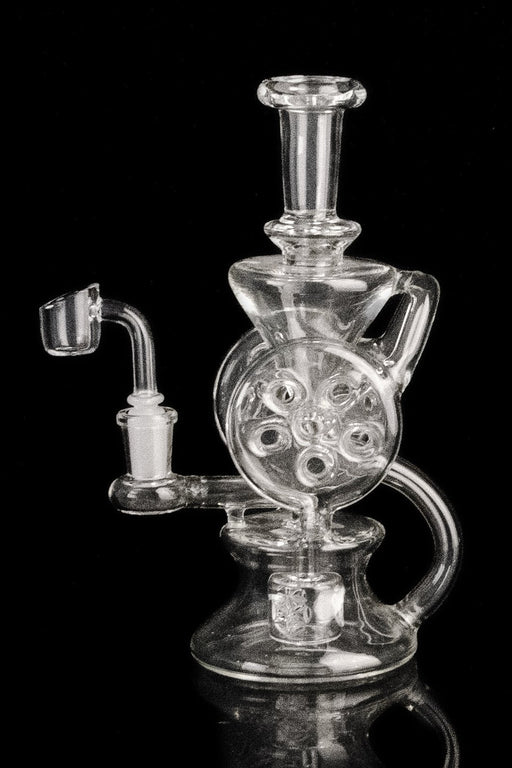 "The ""Fenrir"" Double Swiss Disc Recycler"