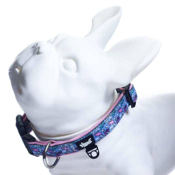 Medium Flying Pigs Collar